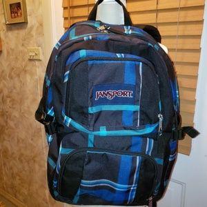 EUC huge JanSport backpack